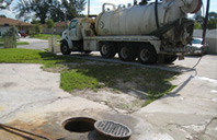 Septic tank pumping miami